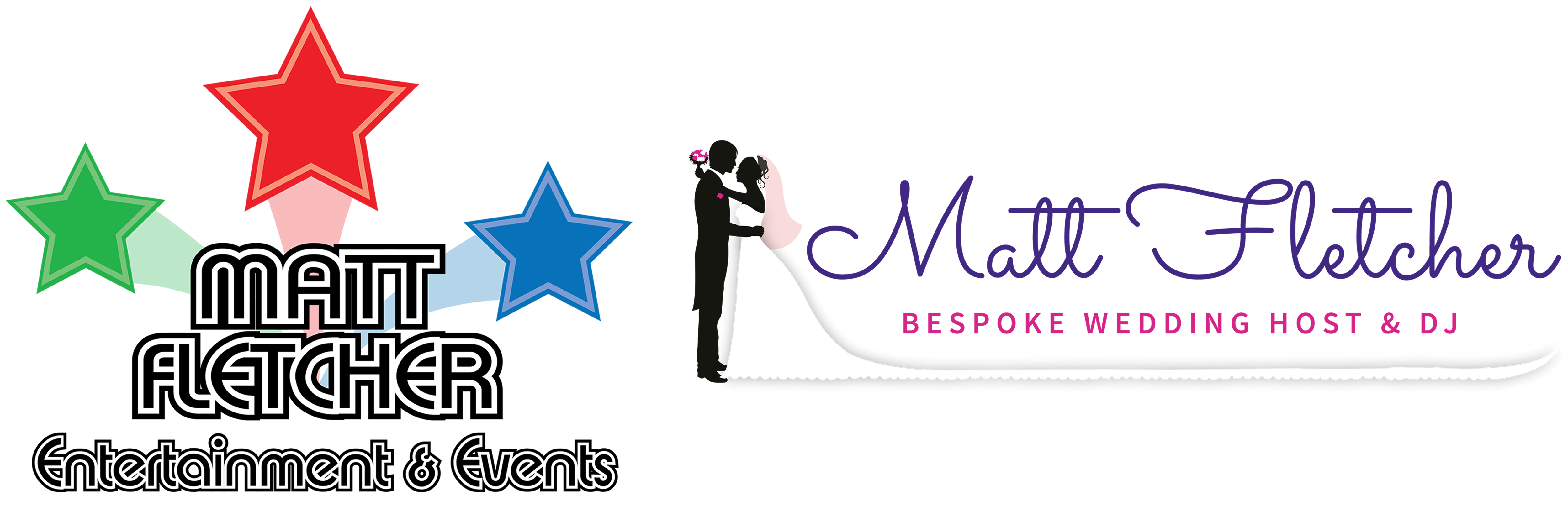 Matt Fletcher Entertainment & Events Logo