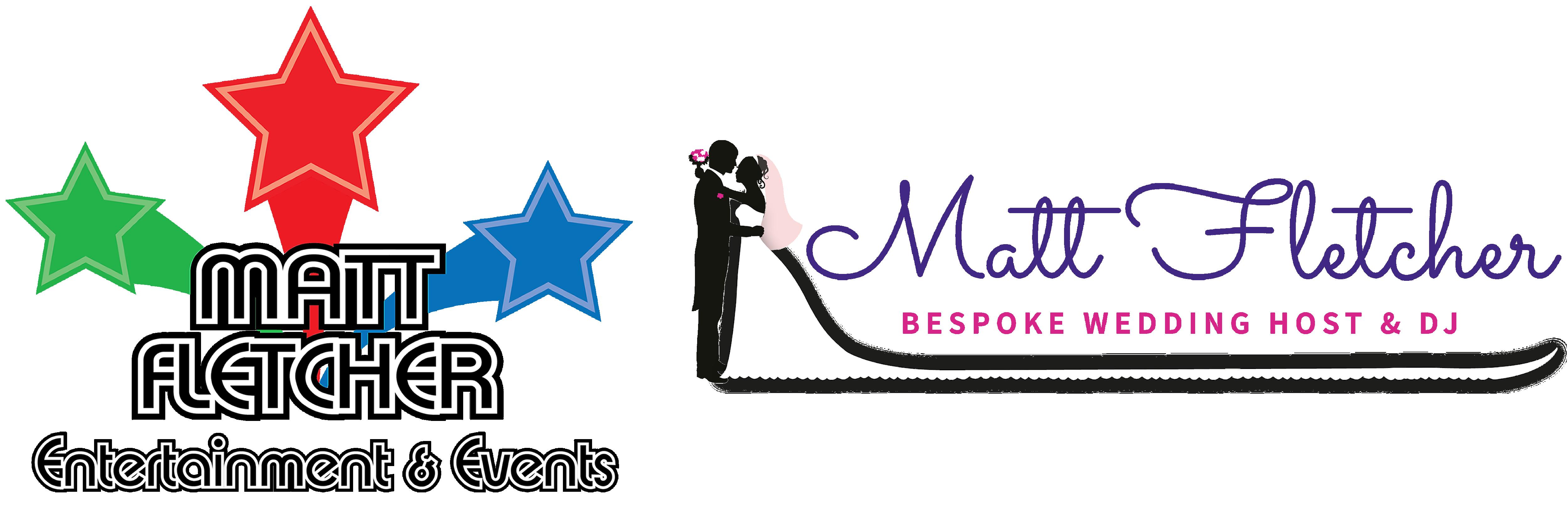 Matt Fletcher Entertainment & Events Logo